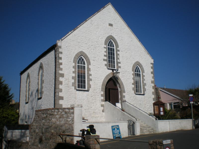 Alderney Methodist Church